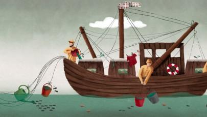 Emily und das Meer - Die Fischer