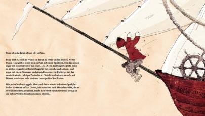 Marc und die Zebramuschel - Seite 3