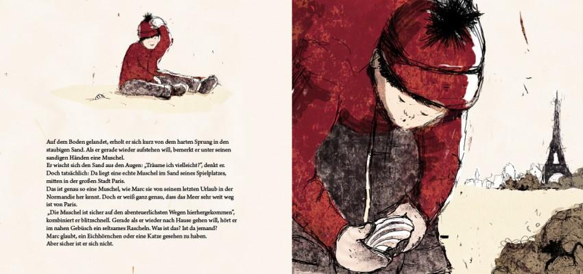 Marc und die Zebramuschel - Seite 4